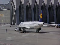 D-AISZ - A321 - Lufthansa
