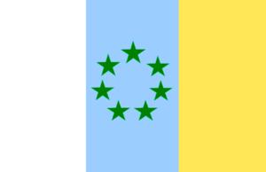 Berberism - MPAIAC flag