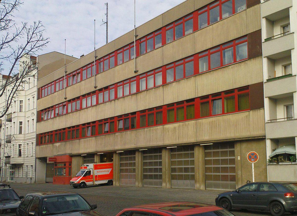 Berliner Feuerwehr – Wikipedia