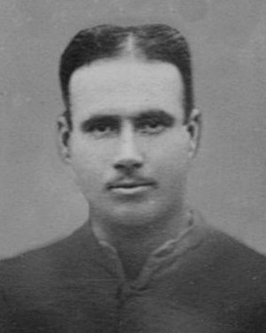 Fred Bullock - Bullock while with Huddersfield Town in 1920.