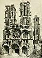 Fachada de la Catedral de Laon, Neurdein (28492798827).jpg