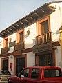 Fachadas en San Cristobal de las Casas. - panoramio.jpg