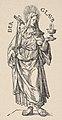 Faith (Der Glaub), from The Seven Virtues, in Holzschnitte alter Meister gedruckt von den Originalstöcken der Sammlung Derschau im besitz des Staatlichen Kupferstich-kabinetts zu Berlin MET DP834010.jpg
