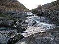 Falls near Kinloch Hourn - geograph.org.uk - 673767.jpg
