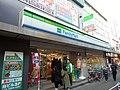 FamilyMart JR Tenma-ekimae store.jpg