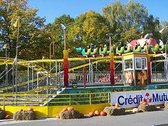 Walygator Parc - Image: Family coaster