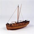Fartygsmodell-Mörsarbarkass - Sjöhistoriska museet - O 00047.tif