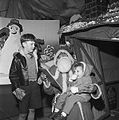 Father Christmas in his grotto at Bon Marche, Pwllheli. (8265892249).jpg