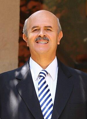 Español: Fausto Vallejo Figueroa