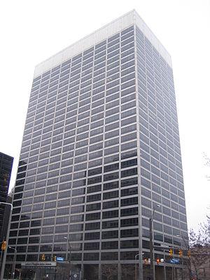 Federal Building - Anthony J. Celebrezze Federal Building, Cleveland, Ohio