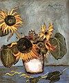 Felix Nussbaum - Sunflowers (15461652502).jpg