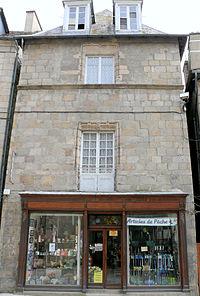 Felletin - Immeuble 35 Grande-Rue.JPG