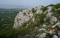 Felsen Belvedere, Aussichtspunkt Vinodol, Primorje-Gorski Kotar County, Kroatien.jpg
