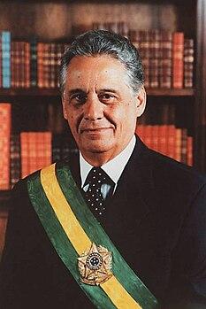 Fernando Henrique Cardoso 34th President of Brazil