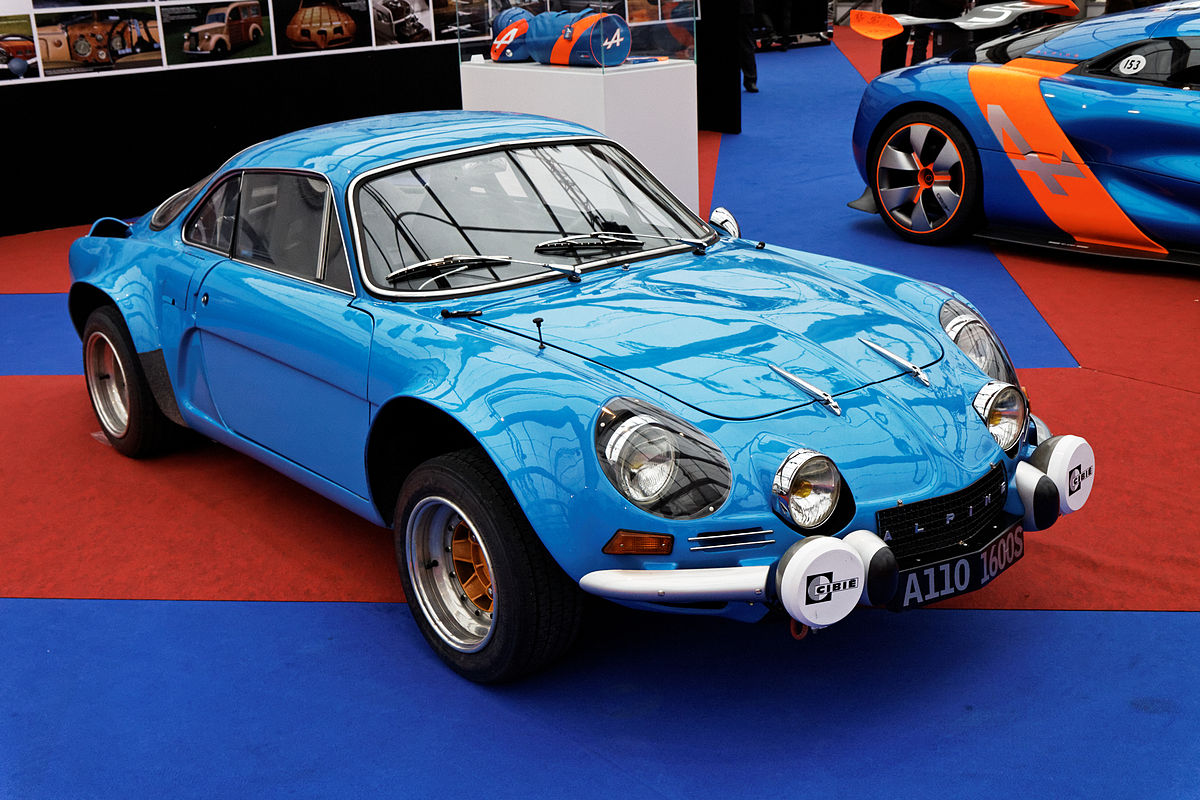 alpine a110 wikipedia. Black Bedroom Furniture Sets. Home Design Ideas
