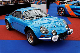 Festival automobile international 2013 - Alpine A110 1600S - 012.jpg
