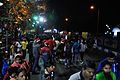 Festive People - Christmas Observance - Cathedral Road - Kolkata 2015-12-25 8136.JPG