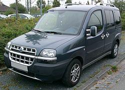 Fiat Doblò 2000 2005
