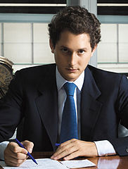 John Jacob Elkann