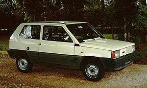 Fiat Panda - The original Fiat Panda 45