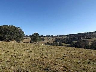 Ravensbourne, Queensland Suburb of Toowoomba Region, Queensland, Australia