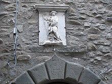 Portale dell'Ospitale di San Jacopo