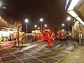 Finsbury Park Bus Station, New Years Eve 2008 - geograph.org.uk - 1100170.jpg