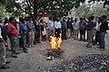 Fire Extinguisher Demonstration - NCSM - Kolkata 2018-01-04 7338.JPG