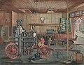 Fire station. Index of American Design 1943.8.7645.jpg