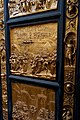 Firenze - Florence - Piazza di San Giovanni - View SW on Right Door of the Gates of Paradise 1452 by Lorenzo Ghiberti (Copy 2006) I.jpg