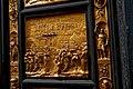 Firenze - Florence - Piazza di San Giovanni - View West on Porta del Paradiso 1452 by Lorenzo Ghiberti (Copy 2006) II.jpg