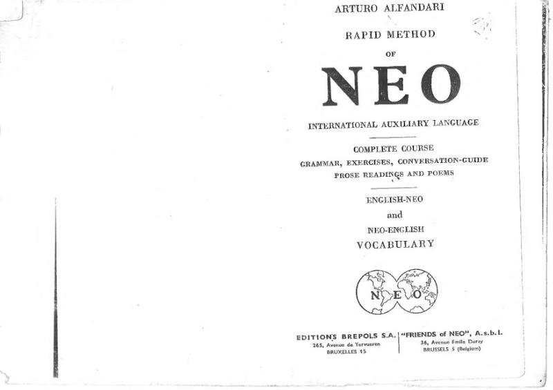 File:First 30 pages of The Rapid Method of Neo.djvu