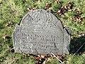First Burial Ground grave - Woburn, MA - DSC02820.JPG
