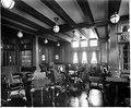 First Class Smoking Room on the 'Aquitania' (1914) RMG G10867.tiff