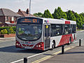 First Manchester bus (FJ57 CYX), 15 May 2008 (1).jpg