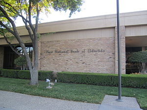 Eldorado, Texas - First National Bank of Eldorado
