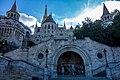 Fisherman's Bastion, Hungary - Budapest (28388298082).jpg