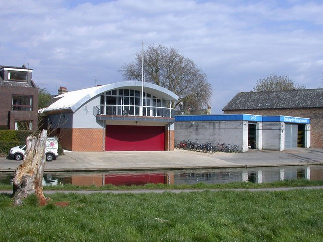 Fitzwilliam College new Boat House - geograph.org.uk - 759539