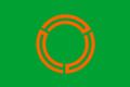 Flag of Kozan Hiroshima.png