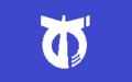Flag of Omonogawa Akita.png