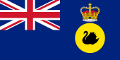 Flag of the Governor of Western Australia.svg