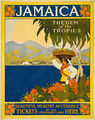 Flickr - …trialsanderrors - Jamaica, the gem of the tropics, Thomas Cook travel poster, 1910.jpg