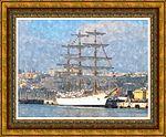 "Flickr - El coleccionista de instantes - La Fragata A.R.A. ""Libertad"" de la armada argentina en Las Palmas de Gran Canaria. (2).jpg"
