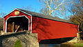 Flickr - Nicholas T - Kreidersville Covered Bridge.jpg