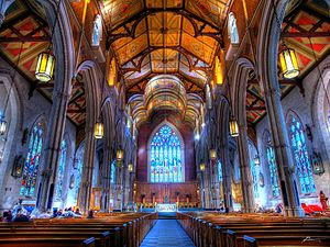 William Thomas (architect) - St. Michael's Cathedral was designed by William Thomas in 1845
