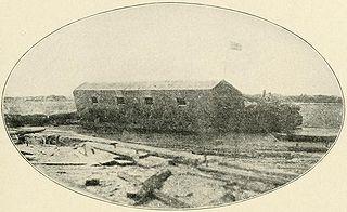Floating Battery of Charleston Harbor