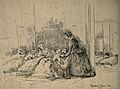 Florence Nightingale. Lithograph, 1854. Wellcome V0004315.jpg