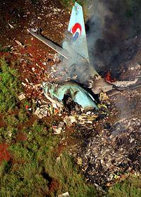 Flugzeug Absturz