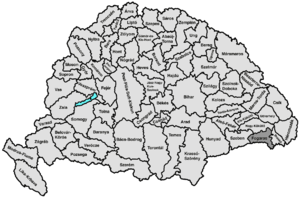 Fogaras County - Image: Fogaras