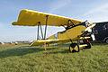 Fokker D.Vll Fat Fokker .80 Replica N2466C RSideFront Low SNF 04April2014 (14606443173).jpg